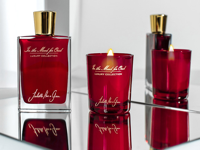 Retouche packshot parfum